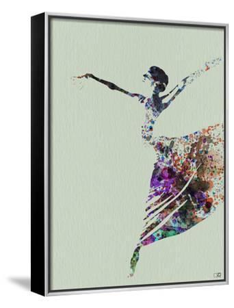 Ballerina Watercolor 3 by NaxArt