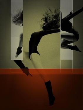 Ballet Dancing by NaxArt