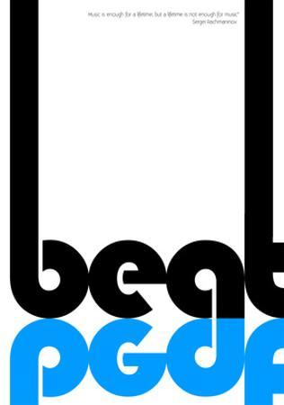 Beat Poster by NaxArt
