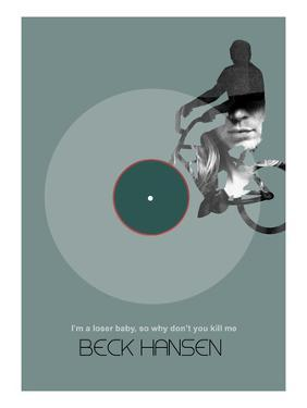 Beck Poster by NaxArt