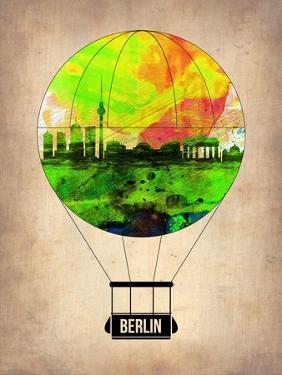 Berlin Air Balloon by NaxArt