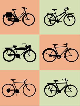 Bicycle Poster by NaxArt