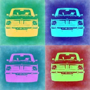 BMW 2002 Pop Art 1 by NaxArt