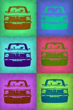 BMW 2002 Pop Art 2 by NaxArt