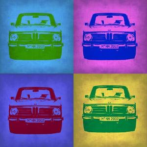BMW 2002 Pop Art 3 by NaxArt