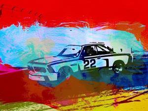 Bmw 3.0 Csl Racing by NaxArt