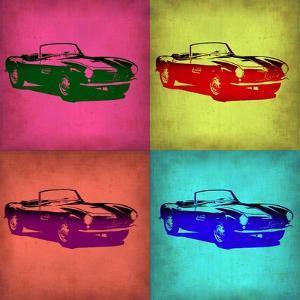 BMW 507 Pop Art 1 by NaxArt