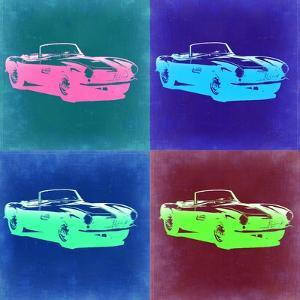 BMW 507 Pop Art 2 by NaxArt