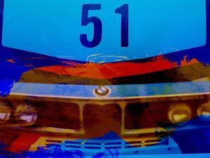 Bmw Racing Colors by NaxArt