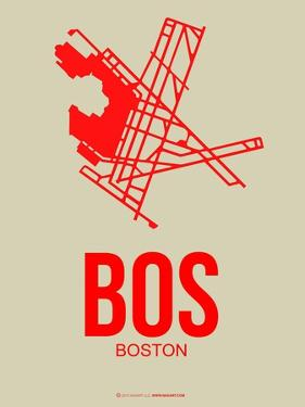 Bos Boston Poster 1 by NaxArt