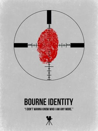 Bourne Identity by NaxArt