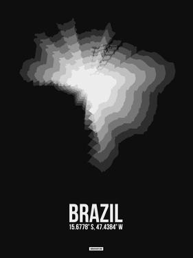 Brazil Radiant Map 4 by NaxArt