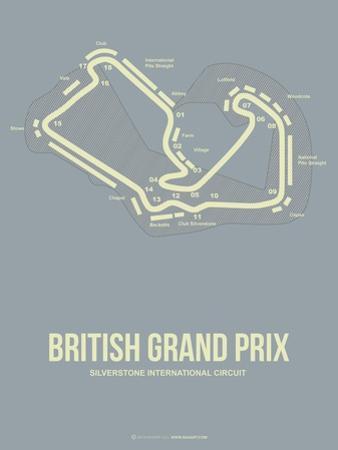 British Grand Prix 1 by NaxArt