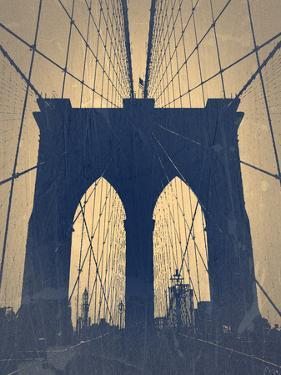 Brooklyn Bridge by NaxArt