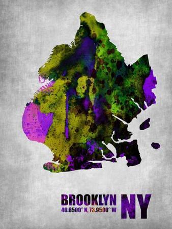 Brooklyn New York by NaxArt