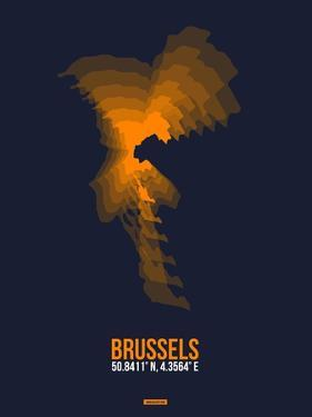 Brussels Radiant Map 3 by NaxArt