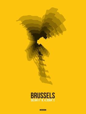 Brussels Radiant Map 4 by NaxArt