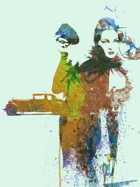 Bugatti Girl by NaxArt