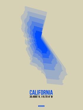 California Radiant Map 5 by NaxArt