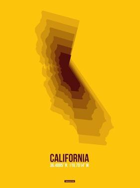California Radiant Map 8 by NaxArt