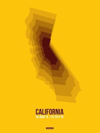 California Radiant Map 8 by NaxArt