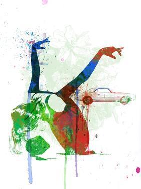 Camaro Ballet by NaxArt