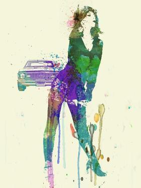 Camaro Girl by NaxArt