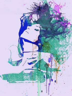 Challenger Girl Green by NaxArt