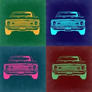Chevy Camaro Pop Art 2 by NaxArt