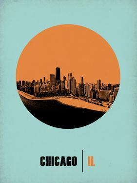 Chicago Circle Poster 1 by NaxArt
