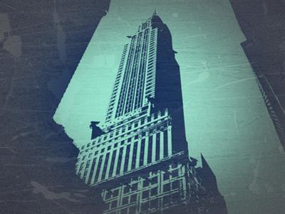 Chrysler Building by NaxArt