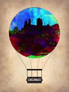 Cincinnati Air Balloon by NaxArt