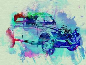 Citroen 2Cv by NaxArt