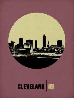 Cleveland Circle Poster 1 by NaxArt
