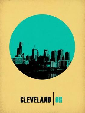 Cleveland Circle Poster 2 by NaxArt