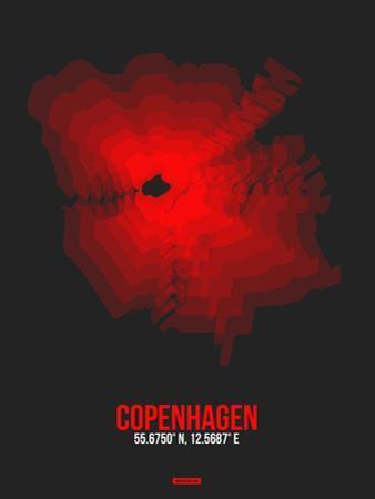 Copenhagen Radiant Map 3 by NaxArt