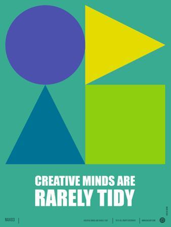 Creative Minds Poster