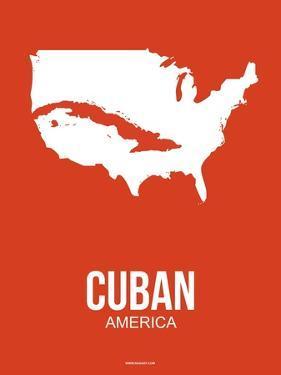 Cuban America Poster 2 by NaxArt