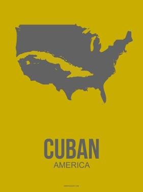 Cuban America Poster 3 by NaxArt