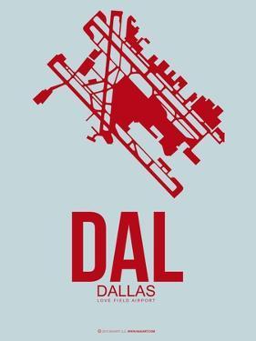 Dal Dallas Poster 3 by NaxArt