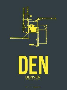 Den Denver Poster 1 by NaxArt