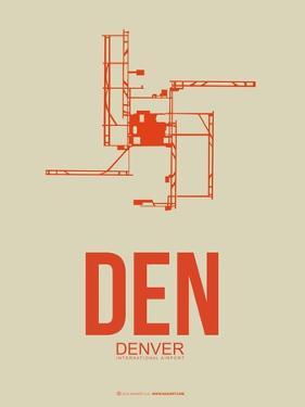 Den Denver  Poster 2 by NaxArt