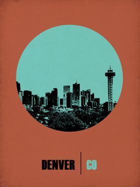 Denver Circle Poster 1 by NaxArt