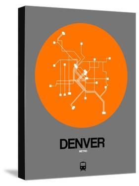 Denver Colorado Subway Map.Maps Of Colorado Canvas At Allposters Com