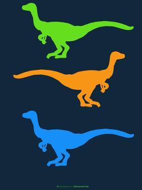 Dinosaur Family 12 by NaxArt