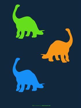 Dinosaur Family 18 by NaxArt