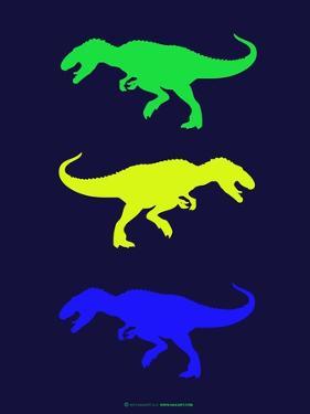 Dinosaur Family 23 by NaxArt