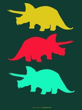 Dinosaur Family 7 by NaxArt