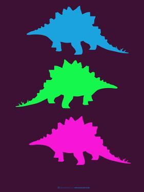Dinosaur Family 9 by NaxArt