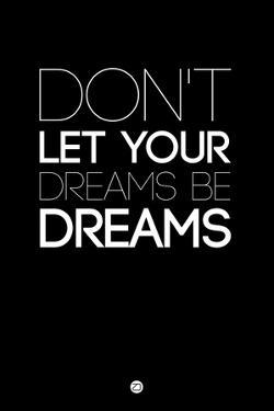 Don't Let Your Dreams Be Dreams 3 by NaxArt